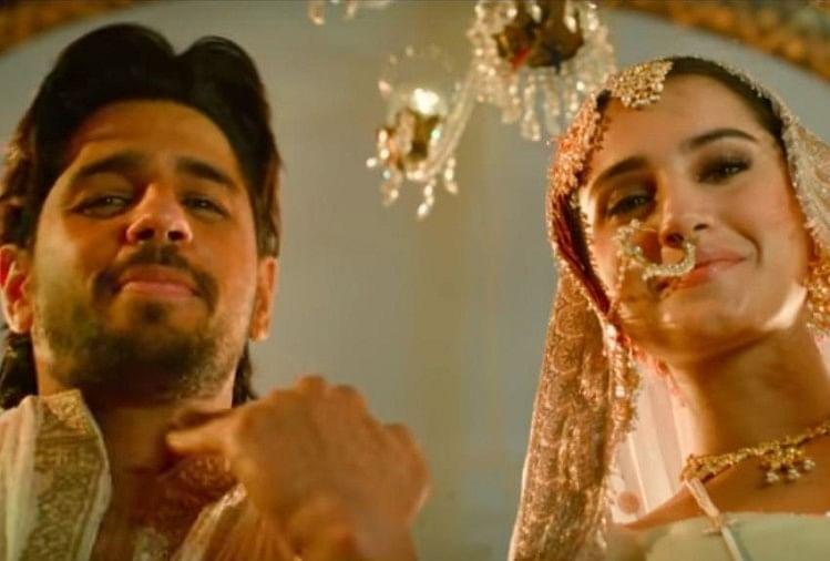 Marjawan film starcast Tara Sutaria and Siddharth Malhotra