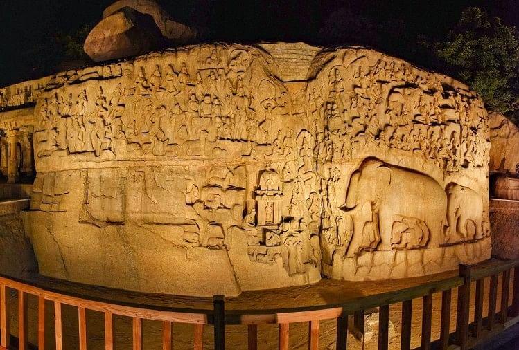 महाबलीपुरम मंदिर