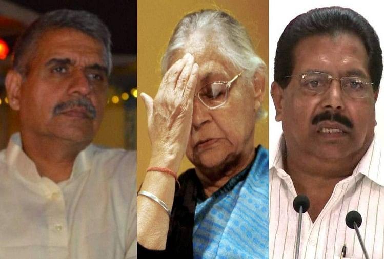 संदीप दीक्षित ने पीसी चाको पर लगाया बड़ा आरोप