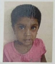 death of a girl child in demolition of