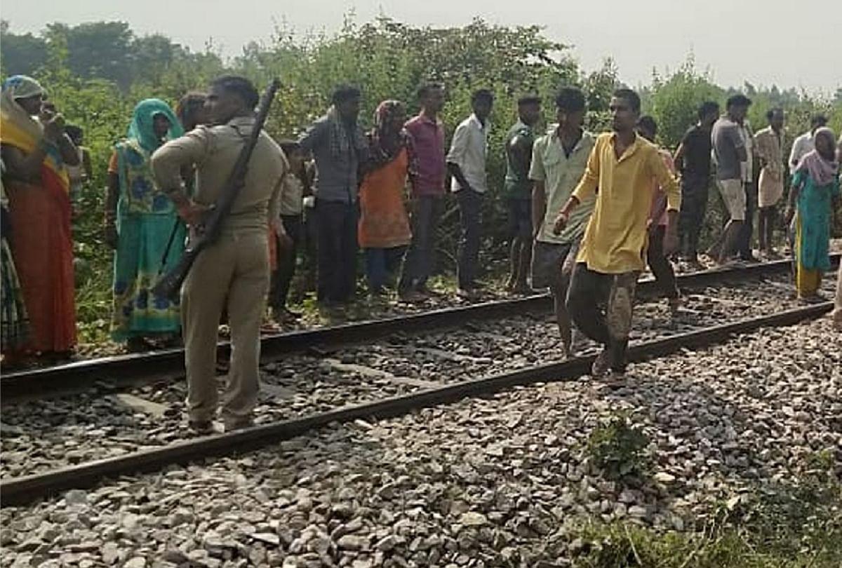 Chhattisgarh: Woman With Five Daughters Jump To Death Before Speeding Train  - छत्तीसगढ़: महिला ने पांच बेटियों संग ट्रेन के आगे कूदकर की आत्महत्या, पति  से हुआ था विवाद - Amar Ujala