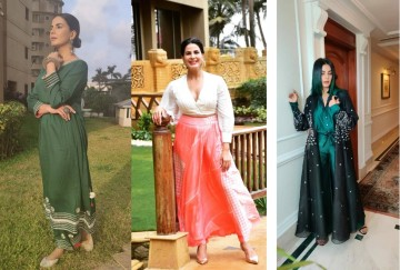 Diwali 2019 Dress up in Indo Western like this, make your festival look different from the crowd