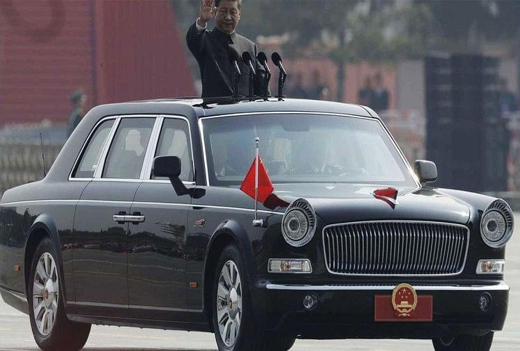 Xi Jinping car