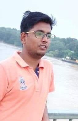 Allahabad University student succeded in train