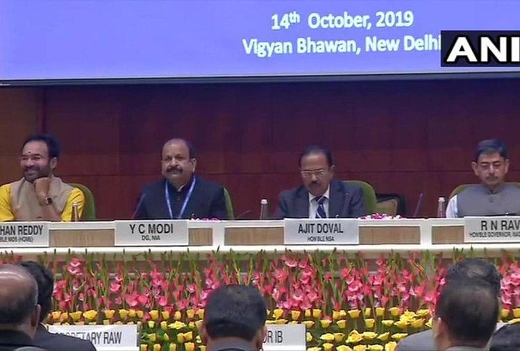 दिल्ली में एनआईए का राष्ट्रीय सम्मेलन चल रहा है
