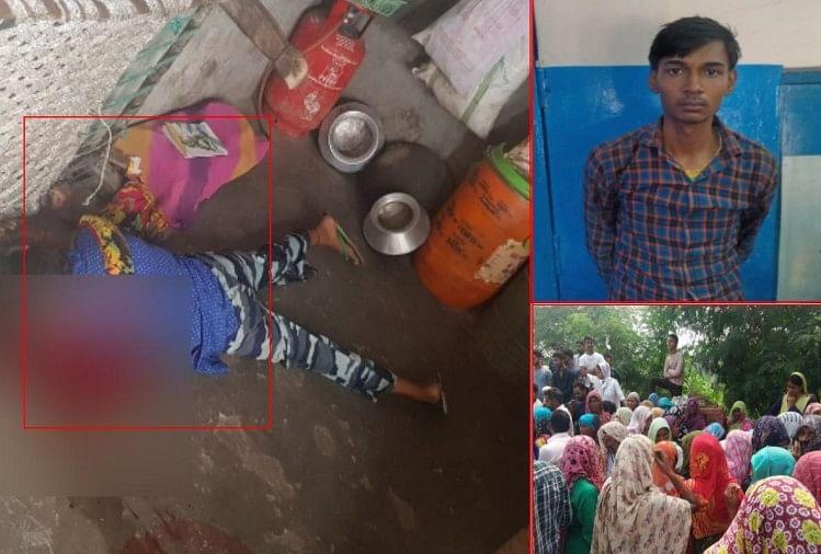मेरठ के दौराला में मंगलवार सुबह एक युवती की दिनदहाड़े गोली मारकर हत्या कर दी गई। घटना से इलाके में हड़कंप मच गया-