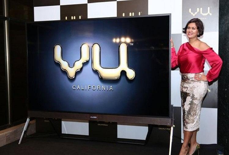 Image result for टीवी ब्रांड Vu