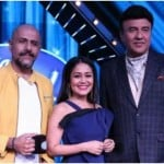 Vishal, Neha and Anu Indian idol 11