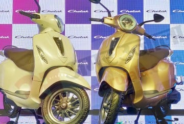 Bajaj Chetak Electric scooter Booking