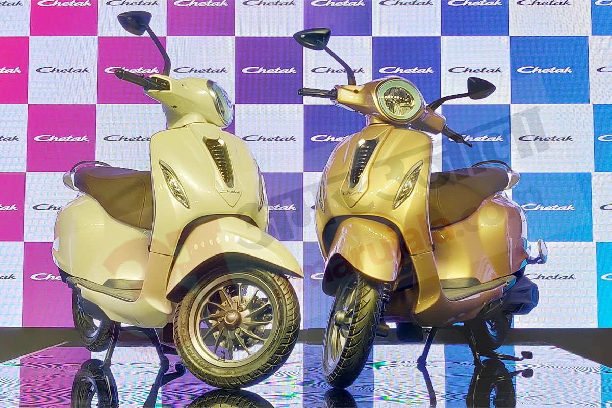 electric scooter Chetak