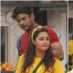 Rashami Desai and Siddharth Shukla