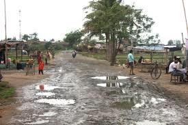 250 person live village connect to main road