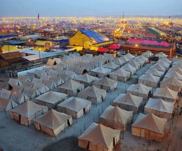 Shelters will not be held in Magh Mela