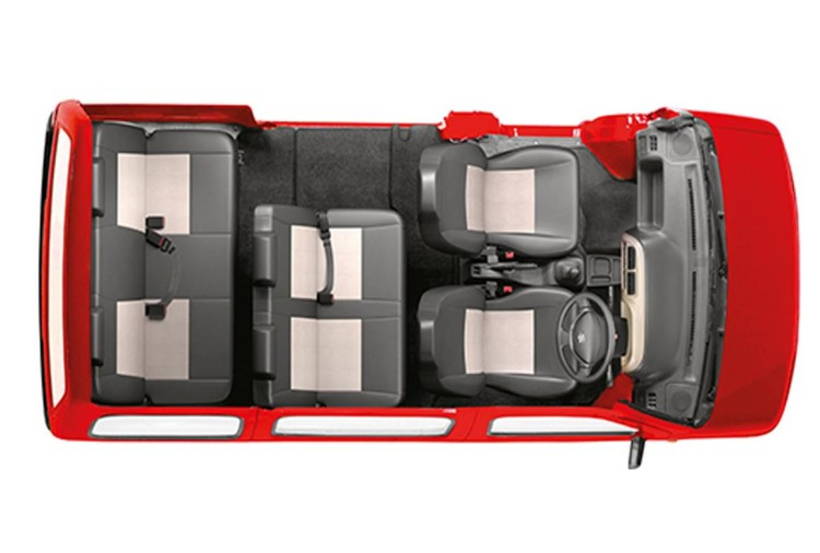 Maruti Suzuki 7 seater MPV Eeco