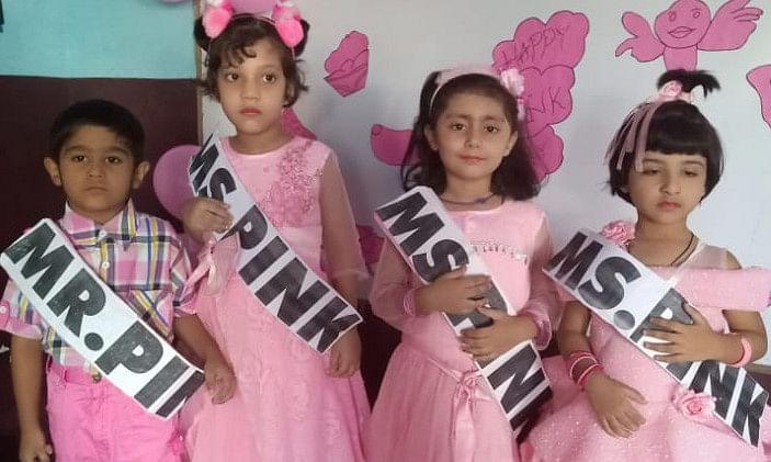 राबिया, हानिया और हानी को मिस पिंक चुना