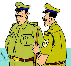 fir on retierd police man matter of money laundring