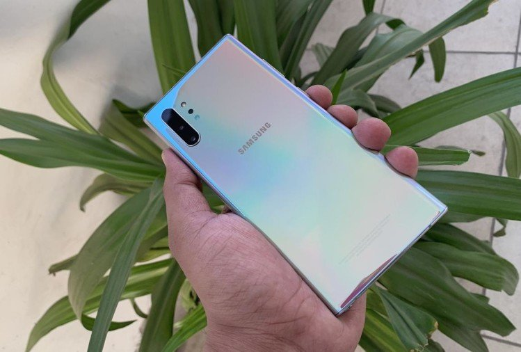 Samsung Galaxy Note 10 Plus Review i