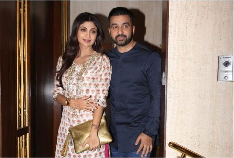 सड़क हादसे में टक्कर मारकर फरार हुई ऑडी के मालिक निकले शिल्पा शेट्टी के पति  राज कुंद्रा, दो महीने पहले बेच दी थी कार - Entertainment News: Amar Ujala