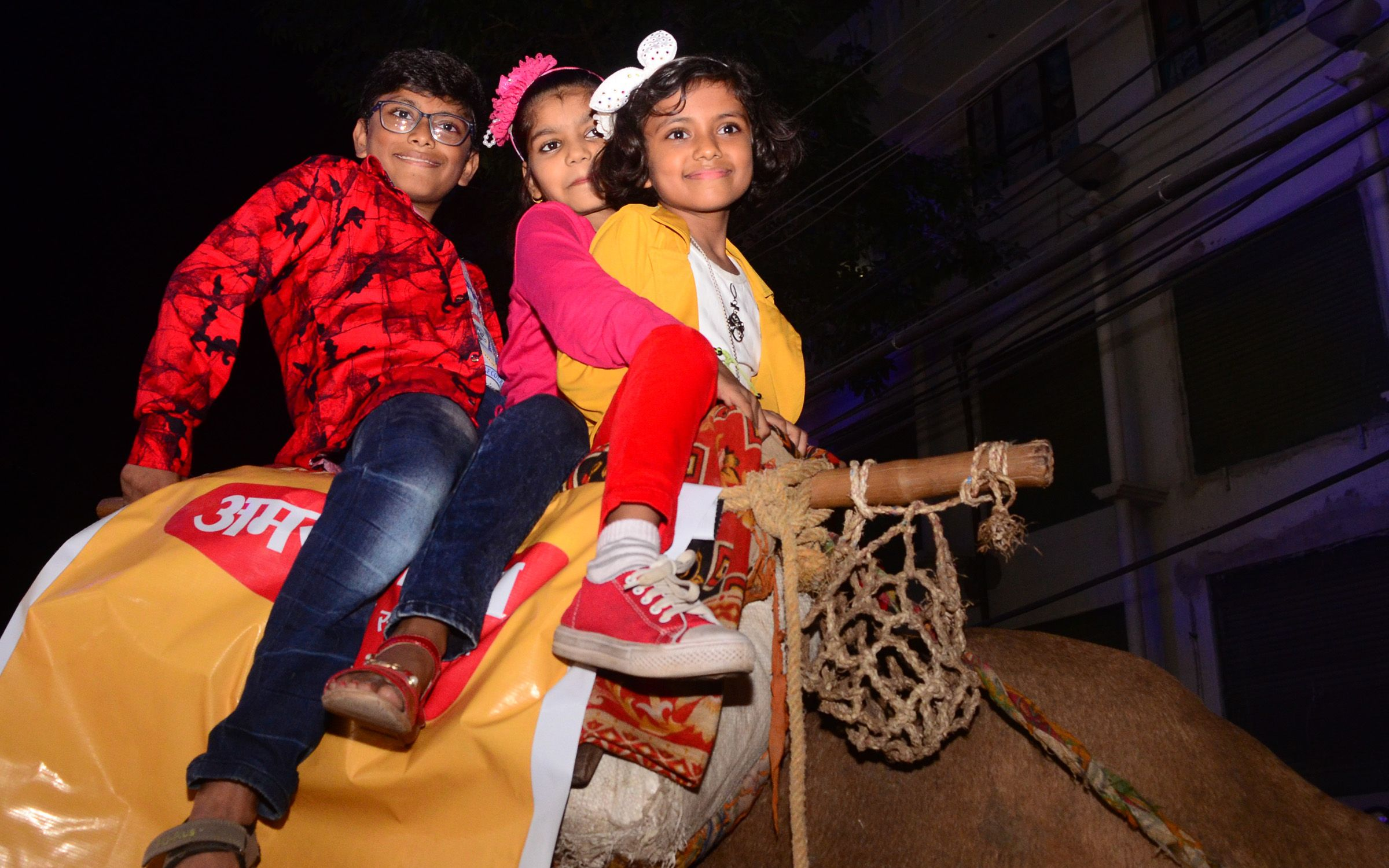 amarujala carnival :memories of every moment in the rain of happiness