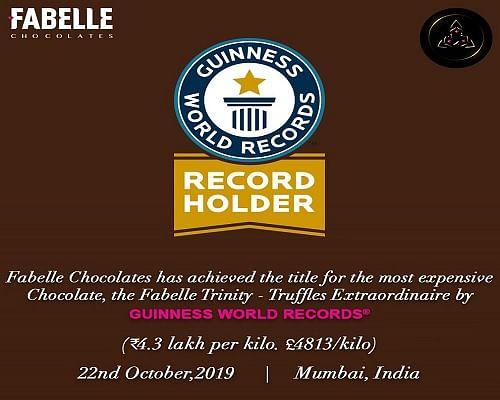 दुनिया की सबसे महंगी चॉकलेट लॉन्च कर ITC ने बनाया गिनीज रिकॉर्ड, एक किलो की कीमत लाखों में