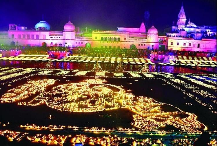 Bjp In Preparation For Celebrating Deepotsav - दीपोत्सव मनाने की तैयारी में भाजपा, मगर ध्यान से - Amar Ujala Hindi News Live
