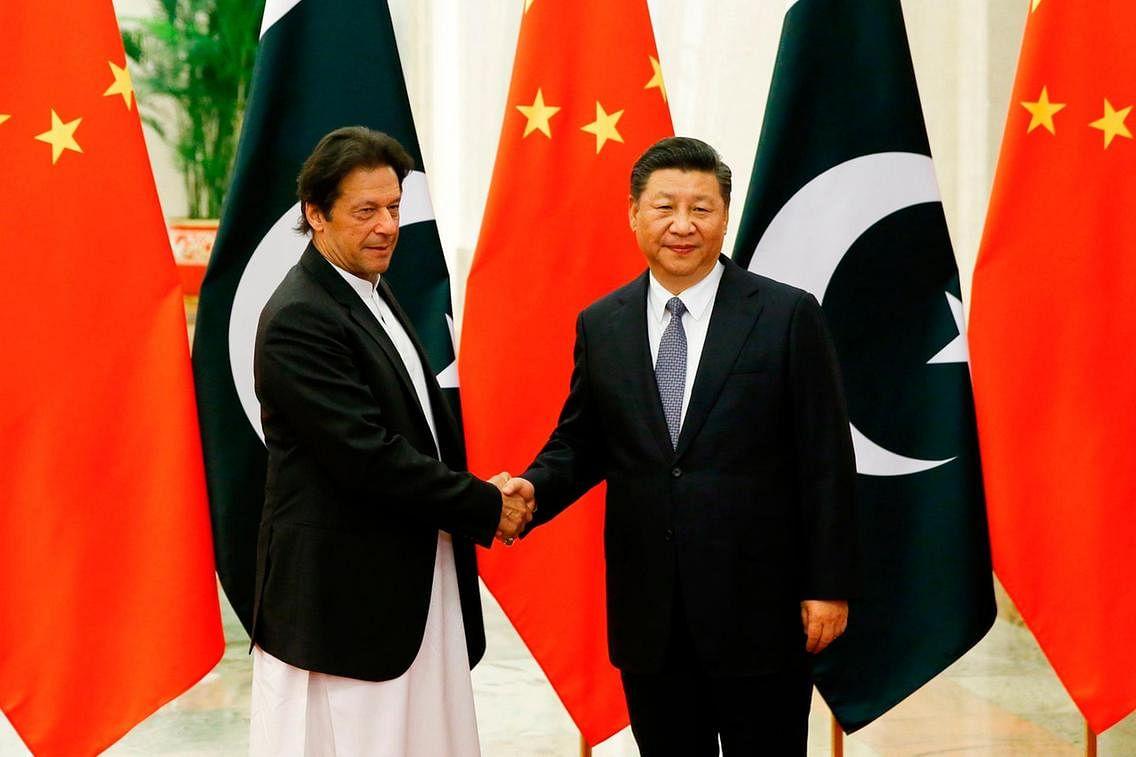 - xi jinping and imran khan 1572436617