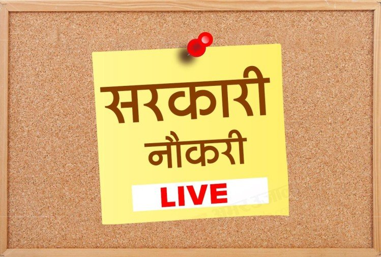 Sarkari Naukri 2020 Live Updates in Hindi: SBI, UPPCL, POLICE, SSC & other posts govt Job, are waiting for you