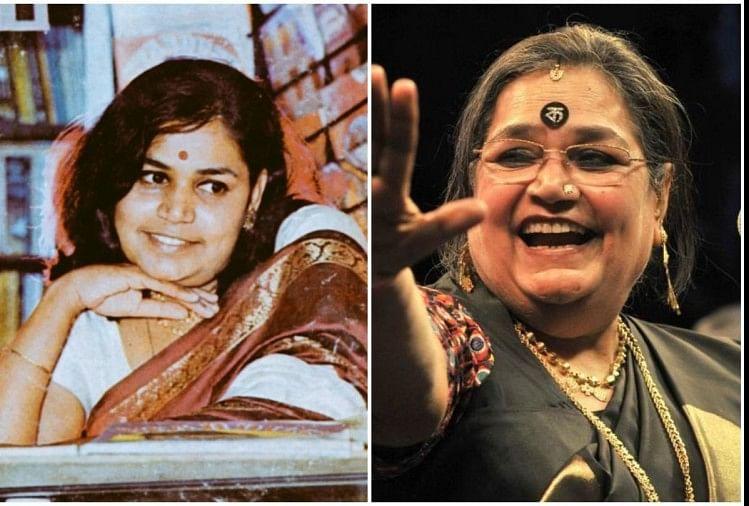 Usha Uthup Birthday Special Huge Transformation In Looks Unseen Pictures -  फिल्मों से पहले होटल में गाना गाया करती थीं ऊषा उत्थुप, पुरानी तस्वीरों में  पहचानना भी मुश्किल ...