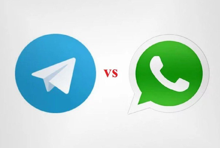 whatsapp telegram