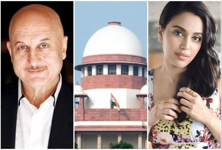Anupam Kher, Supreme Court and Swara