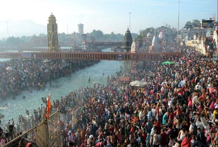 कुंभ : बिना कोविड निगेटिव रिपोर्ट के स्नान नहीं कर सकेंगे श्रद्धालु