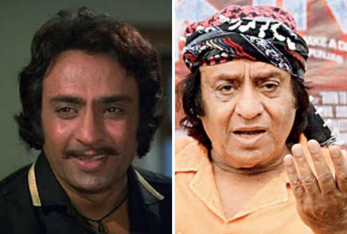 Bollywood Popular Villain Ranjeet Birthday Special And His Story ...