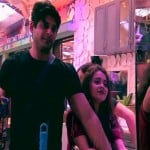Siddharth Shukla and Devoleena