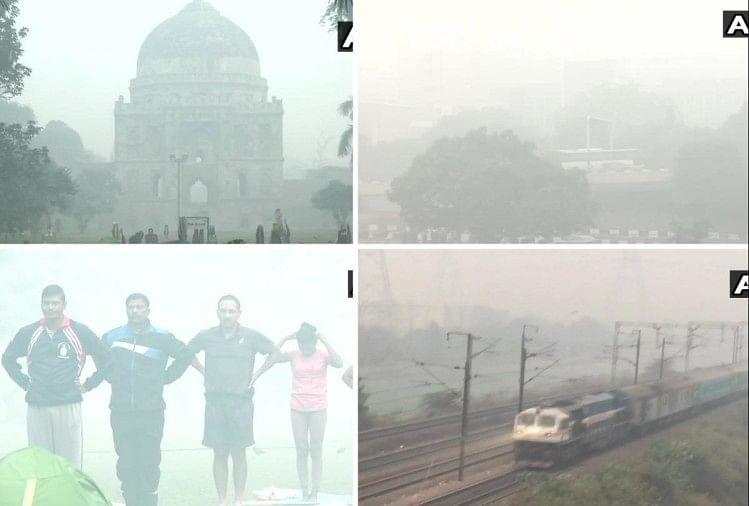 आपात स्थिति में पहुंची दिल्ली-एनसीआर की हवा