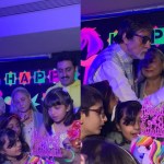 Aaradhya Bachchan birthday party