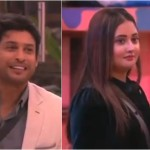 Siddharth Shukla and Rashami Desai