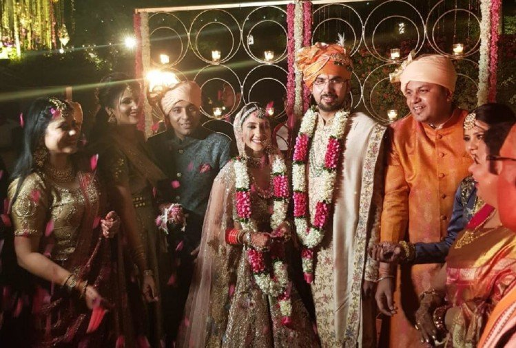 Image result for aditi singh marriage pics