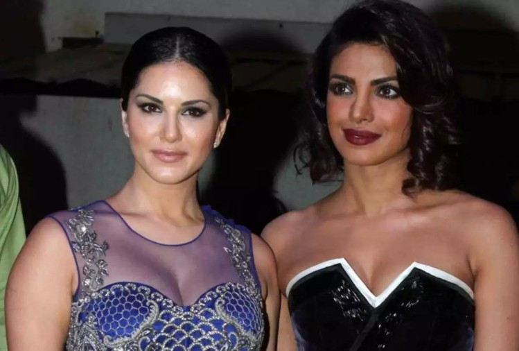 Priyanka Chopra And Sunny Leone