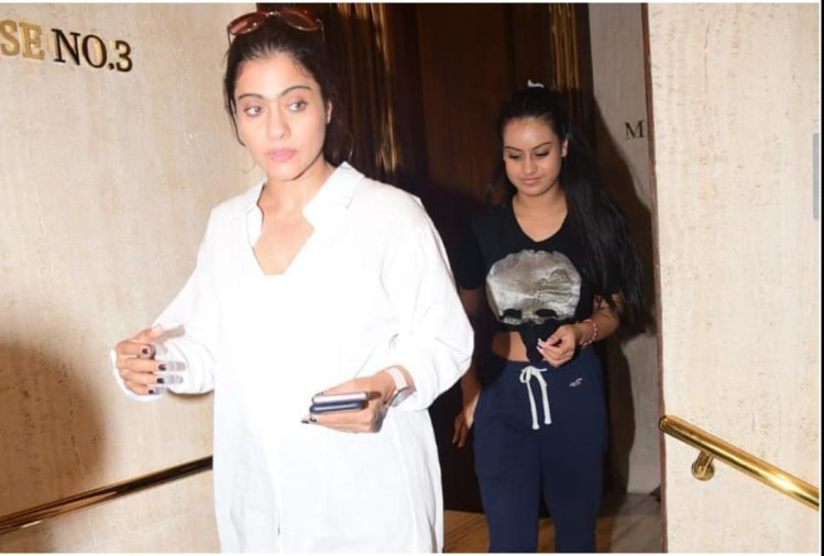 Kajol and Nysa Devgan