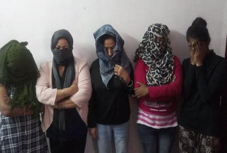 Image result for यूपी के कानपुर में सेक्स रैकेट