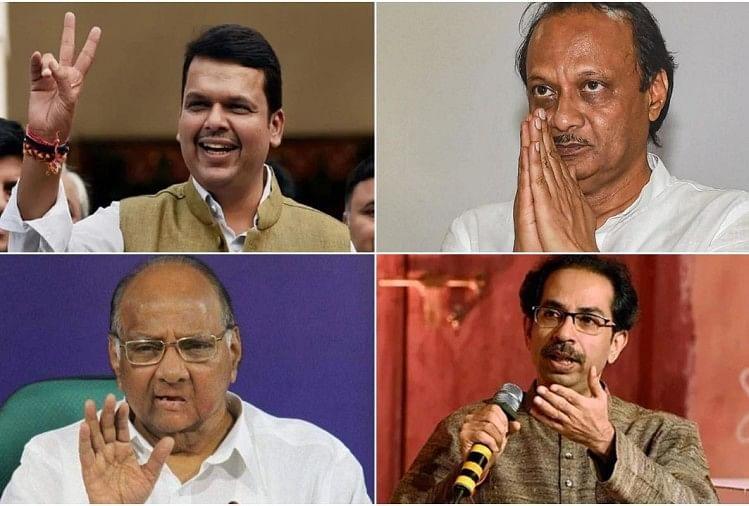 देवेंद्र फडणवीस ने महाराष्ट्र के सीएम पद से इस्तीफा दिया