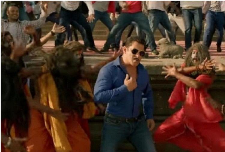 Salman Khan Dabangg 3 song