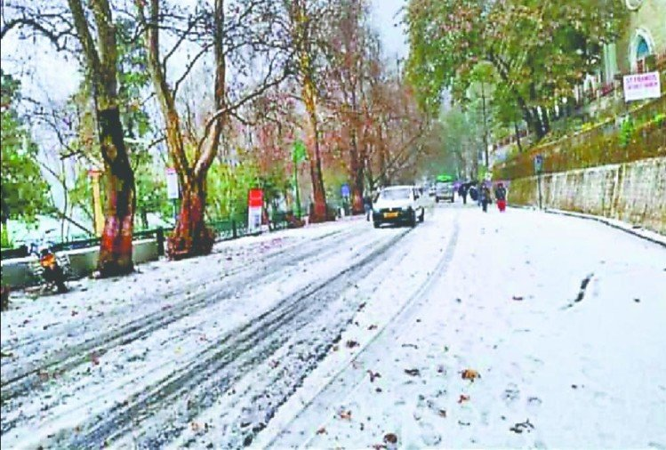 Uttarakhand weather update: After  rain-snowfall cold winds will shiver