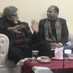 bollywood actor amitabh bachchan and CM Jairam Thakur discussion on Film City in Manali in Himachal
