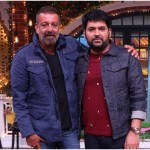 Sanjay Dutt and Kapil Sharma