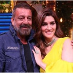 Sanjay Dutt and Kriti Sanon