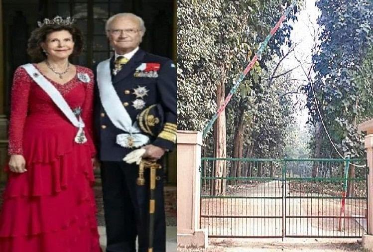 स्वीडन के राजा और रानी
