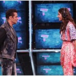 Salman Khan and Ananya Panday
