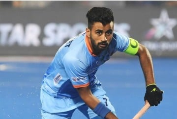 Indian Hockey captain Manpreet Singh, coach Reid want to return to full momentum gradually