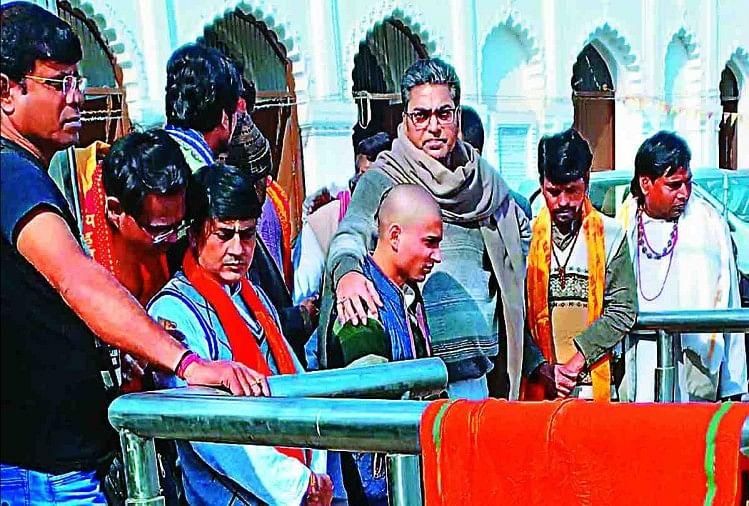 कानपुर में उत्तर प्रदेश प्रांतीय व्यापार मंडल व वैश्य महा संगठन के संयुक्त तत्वाधान में बिठूर में फिल्म अभिनेता आशुतोष राणा का स्वागत किया गया। उन्हें आनंदेश्वर बाबा का चित्र दिया गया और उत्तरीय पहनाई गई।